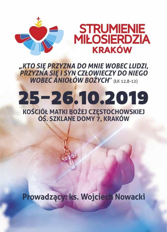 Strumienie Miłosierdzia Kraków